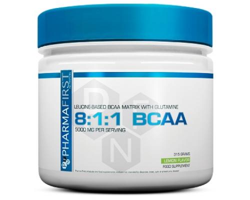 PF 8:1:1 BCAA - Aminoacizi pe baza de leucina si glutamina