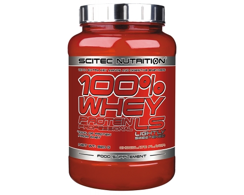 Whey Protein Professional LS (Lightly Sweetened)